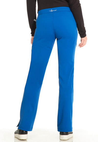 6f9e3d45034 Photograph of Sapphire Women's Roma Low Rise Zip Fly Slim Pant Blue  SA101AT-ROY