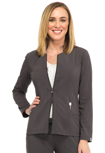 Sapphire Women's Melrose Notched Jacket Gray