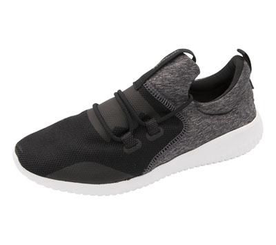 Reebok Women's Premium Athletic Footwear Black,AshGrey,White