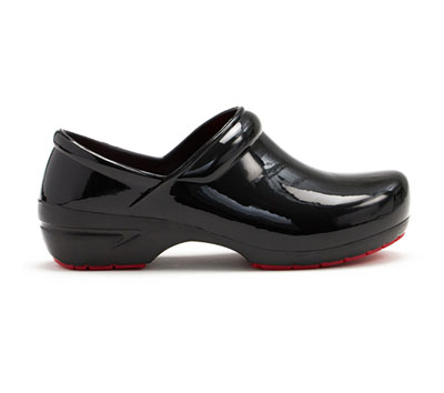 Anywear Women SRANGEL Black Patent