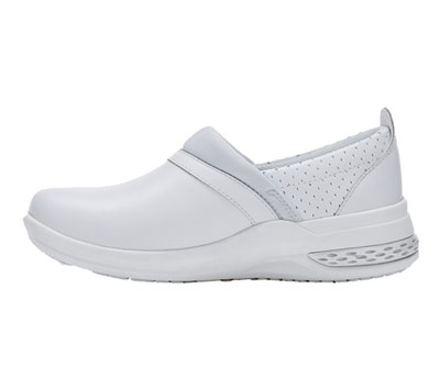 Infinity Footwear Shoes Women STRIDE White Color Shift