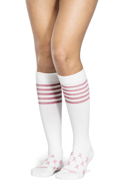 Therafirm Women's TFCS116 Pink Ribbon