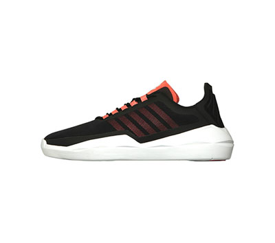 K-Swiss Women's WTFFUNCTIONAL Black,White,BurntCoral