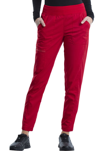 WW Revolution Women Natural Rise Jogger Red