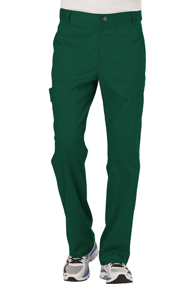 WW Revolution Men's Men's Fly Front Pant Green