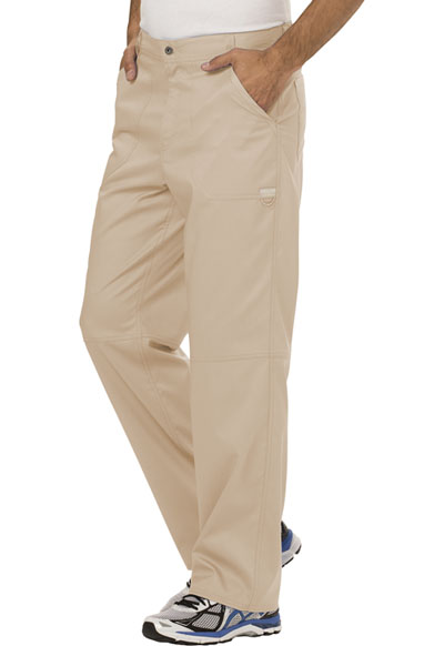 5671b78943f WW Revolution Men's Fly Front Pant in Khaki WW140-KAK from Image Experts
