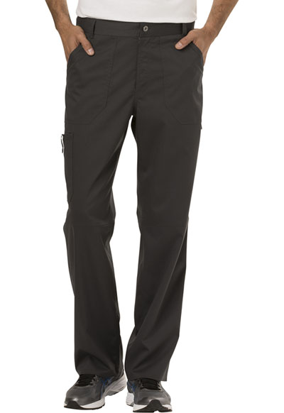 WW Revolution Men Men's Fly Front Pant Gray