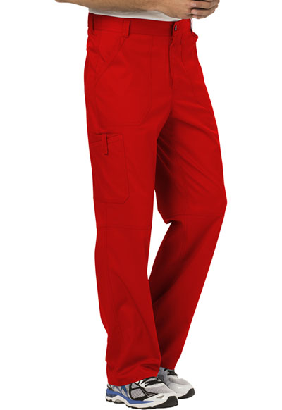 c57e8fa20bb WW Revolution Men's Fly Front Pant in Red WW140-RED from Image Experts