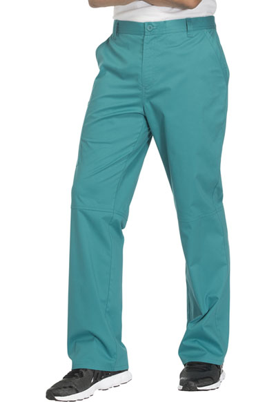 Scrubs Cherokee WW Core Stretch Men/'s Fly Front Pant Olive WW200 FREE SHIPPING