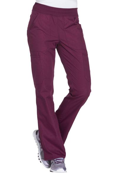 fc57c1bf26f WW Originals Mid Rise Straight Leg Pull-on Cargo Pant in Wine WW210P ...