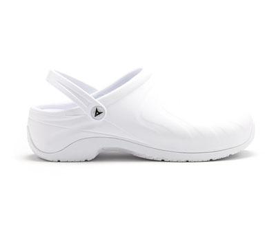 Medical Footwear Unisex ZONE White