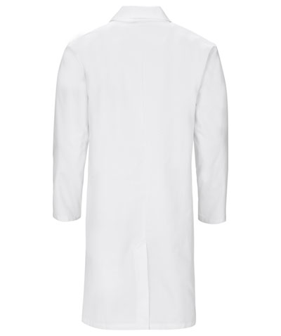 Scrubs Cherokee Unisex Antimicrobial Lab Coat 1446A WHTD White  FREE SHIPPING