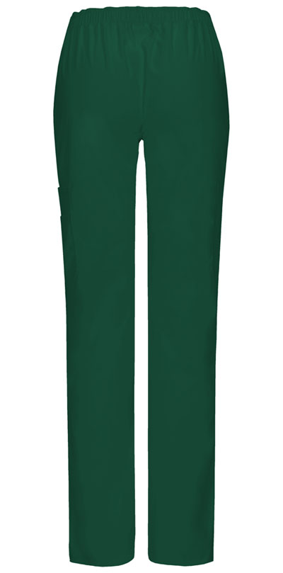 2c424c2b258 Photograph of EDS Signature Stretch Women's Mid Rise Moderate Flare Leg  Pull-On Pant Green