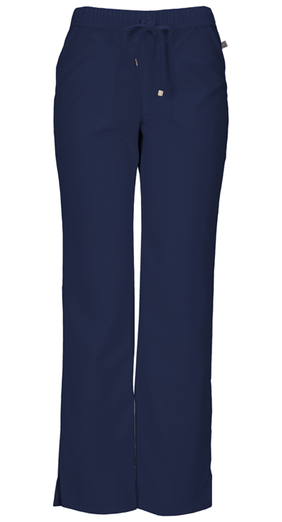 36f5f369348 Head Over Heels Low Rise Drawstring Pant in Navy 20102AT-NAYH from ...