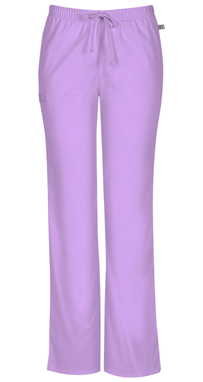 f563090c56b WW Flex Mid Rise Moderate Flare Drawstring Pant in Vibrant Orchid ...
