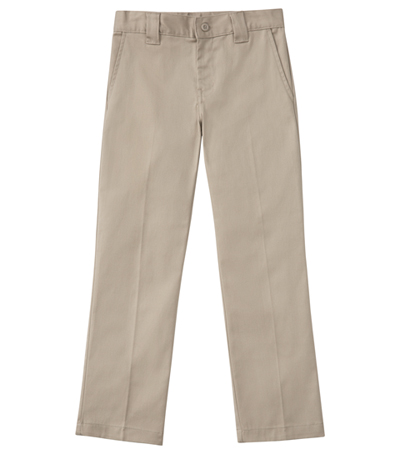 Classroom Boy's Boys Husky Stretch Narrow Leg Pant Khaki