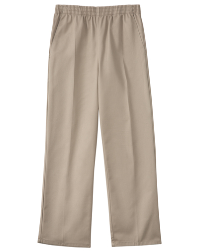 Classroom Child's Unisex Unisex Pull On Pant Khaki