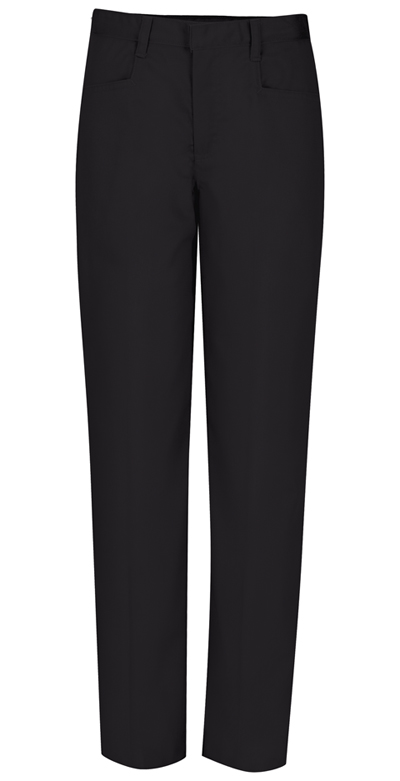 Classroom Girl's Girls Plus Low Rise Pant Black
