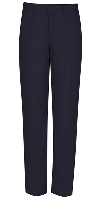 Classroom Girl's Girls Plus Low Rise Pant Blue