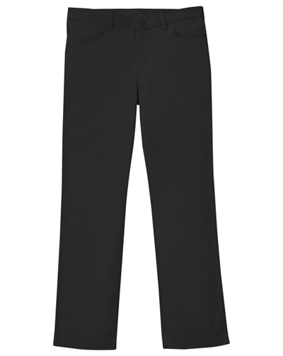 Classroom Girl's Girls Plus Stretch Matchstick Leg Pant Black