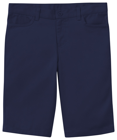Classroom Junior's Juniors Stretch Matchstick Short Blue