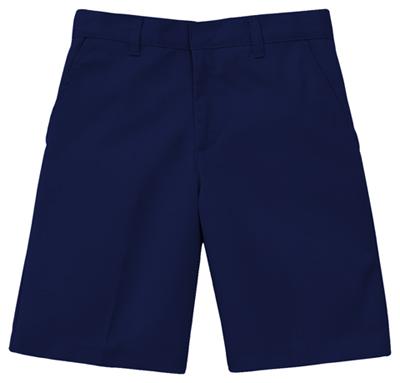 Classroom Uniforms Classroom Preschool Preschool Unisex Flat Front Short Blue