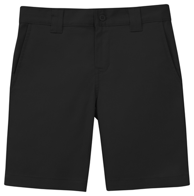 Classroom Boy's Boys Husky Stretch Slim Fit Short Black