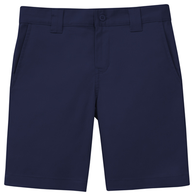 Classroom Men's Men's Stretch Slim Fit Short Blue