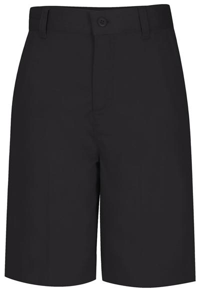 Classroom Uniforms Classroom Girl's Girls Adj. Waist Flat Front Bermuda Black