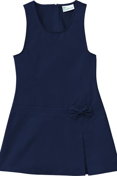 Classroom Preschool Preschool Girls Zig-Zag Jumper Blue