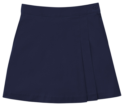 Classroom Junior's Junior Stretch Double-Pleated Scooter Blue
