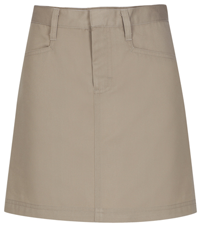 Classroom Uniforms Classroom Girl's Girls A-Line Skirt Khaki