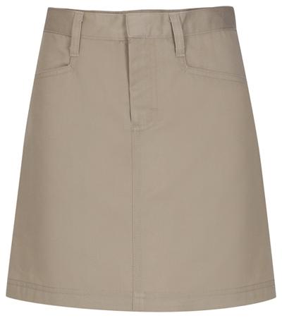 Classroom Girl's Girls A-Line Skirt Khaki