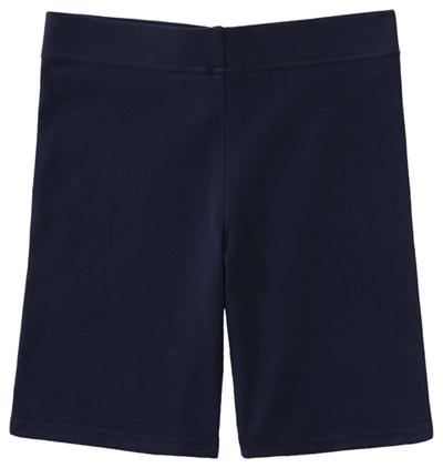 Classroom Junior's Juniors Bike Shorts Blue