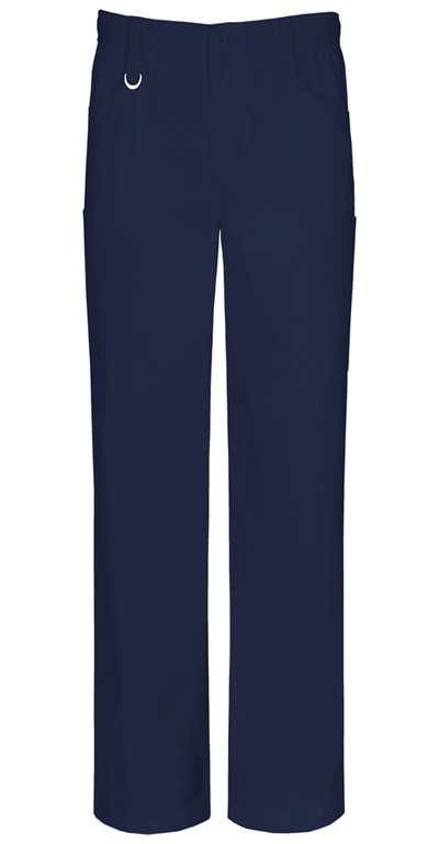 EDS Signature Stretch Men's Men's Zip Fly Pull-on Pant Blue