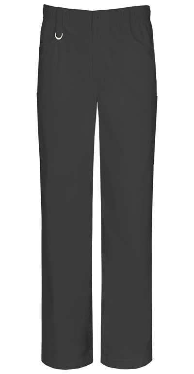 EDS Signature Stretch Men's Men's Zip Fly Pull-on Pant Gray