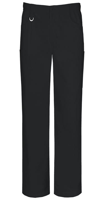 Dickies EDS Signature Stretch Men's Men's Zip Fly Pull-on Pant Black