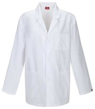 Professional Whites Men's 31 Men's Lab Coat White