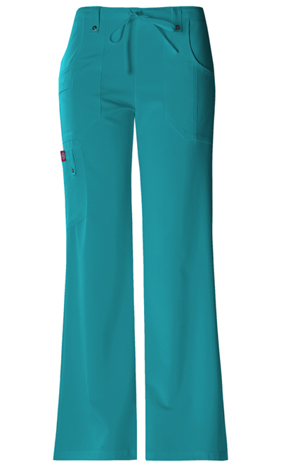 865958bc3c8 Photograph of Xtreme Stretch Women's Mid Rise Drawstring Cargo Pant Green  82011-DTLZ