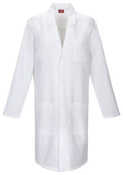 Dickies Prof. Whites Unisex 40 Unisex Lab Coat White