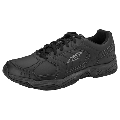 Medical Footwear Men's Slip Resistant Athletic Black
