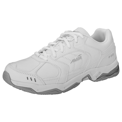 Medical Footwear Men's Slip Resistant Athletic Metallic