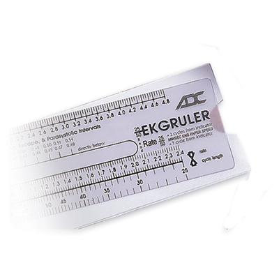ADC Unisex EKG Ruler Neutral