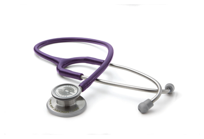 ADC Unisex ADSCOPE Convertible Clinician Stethoscop Purple