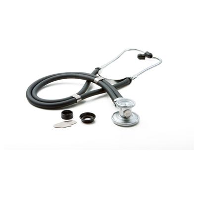 ADC Unisex ADSCOPE641 Sprague Rappaport Stethoscope Black