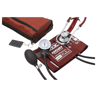 Medical Instruments Unisex Pro's Combo II S.R. Red