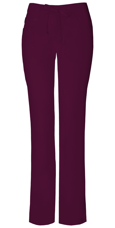 5bedd0fc206 Photograph of Code Happy Cloud Nine Women's Mid Rise Moderate Flare Leg Pant  Red CH000AP-
