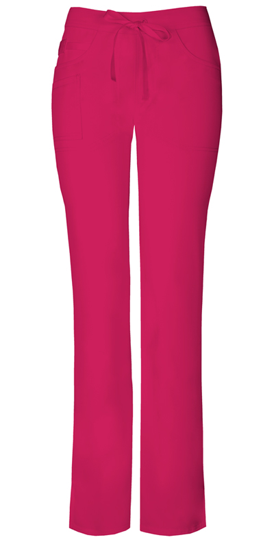 e20cc18f19b Photograph of Code Happy Cloud Nine Women's Mid Rise Moderate Flare Leg Pant  Pink CH000A-