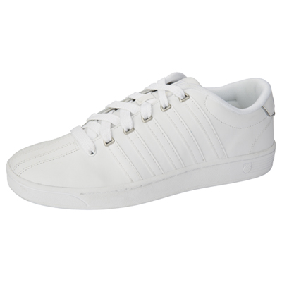 K-Swiss Women's CMFIICOURTPRO White