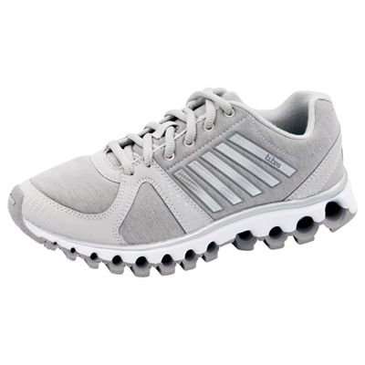 K-Swiss Women's Tubes Outsole Athetic GullGray/Silver